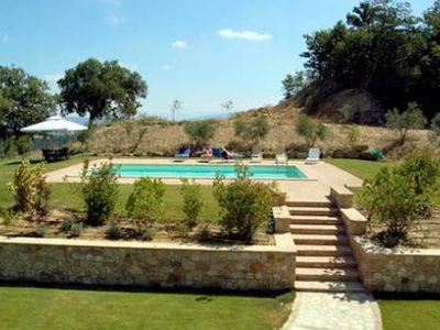 Todi farmhouse rental - .
