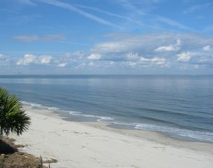 Harbor Island condo photo - Over 2 miles of natural beach for strolling, biking, or just relaxing!