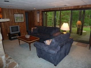 Lake Burton house photo - New Queen Hide-A-Bed and Oversized Chair