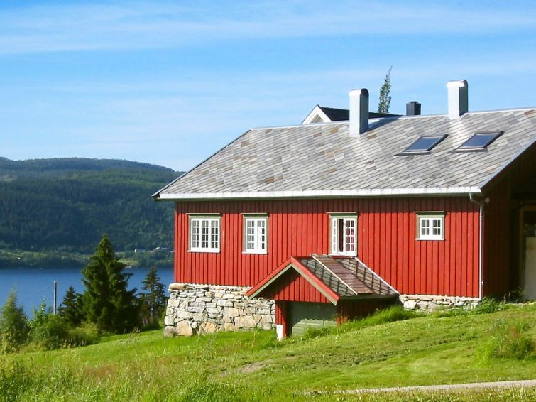 Vacation home Fosen  in Follafoss, Central Norway - 10 persons, 4 bedrooms