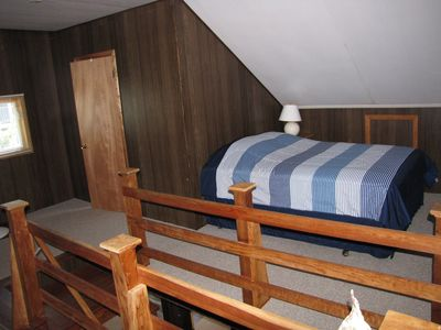 Right Side of Loft with Queen Bed