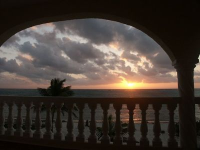 Casa del Sol - Sunrise - Xcalak Vacation Villa with Caribbean Ocean Views