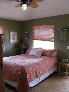 Guest Room with Queen-sized Bed