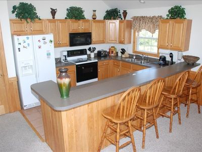 Corolla house rental - Kitchen - A SHORE DELIGHT
