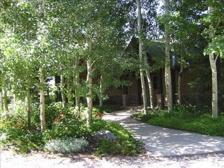 Basalt house photo - Main House in Aspen Grove