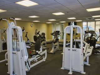 Fort Walton Beach condo photo - Community Exercise Room