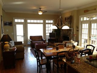 Big Canoe house photo - Another View of Family Room