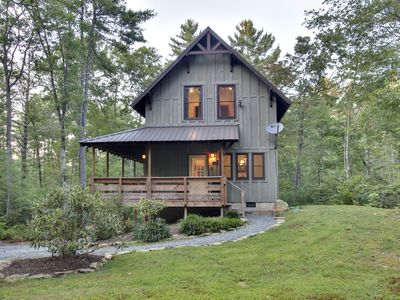 Great secluded get away in the NC mountains!