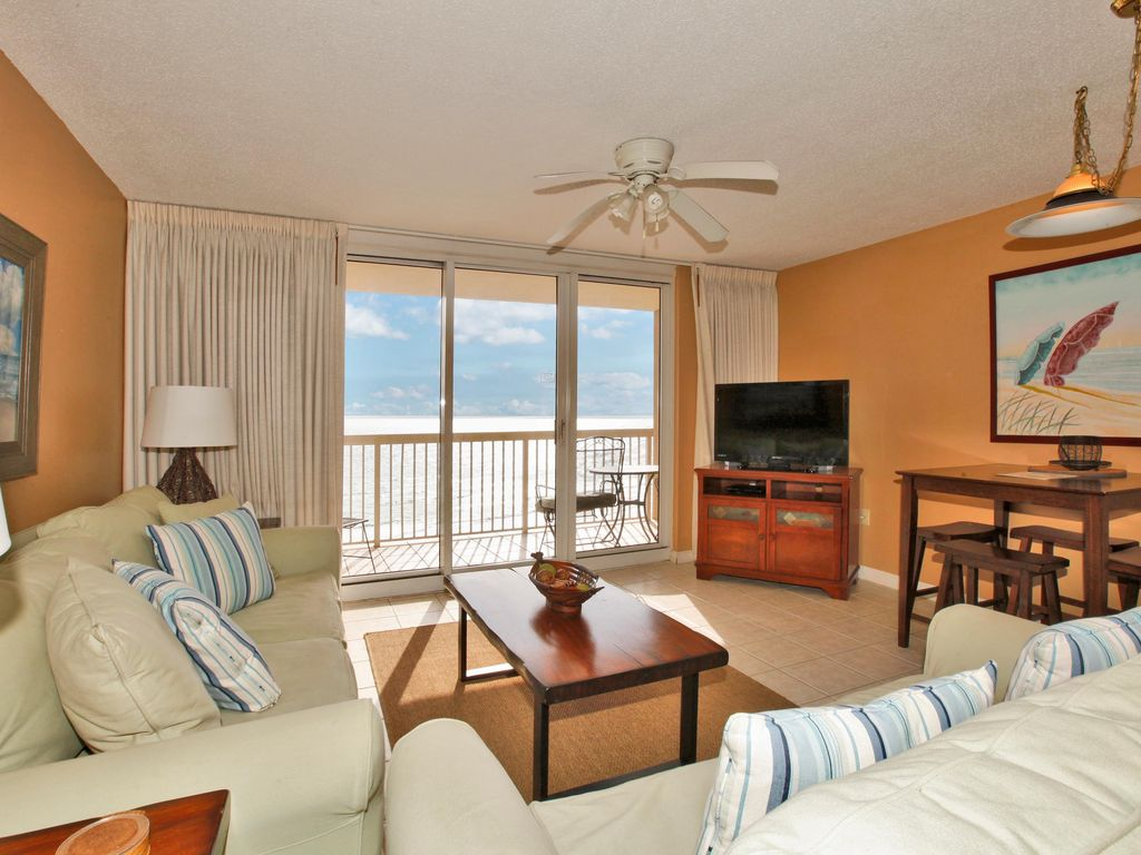 direct beachfront condo in destin fl sleeps 6 family friendly