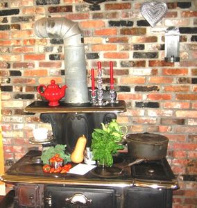 The Old Cook Stove