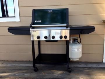 Gas Grill for Bar-B-Que