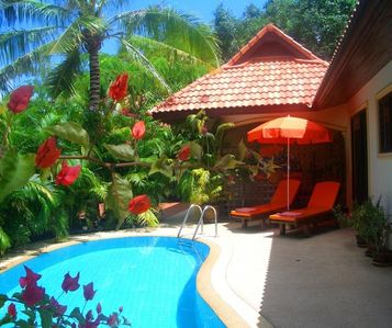 Rawai beach villa rental