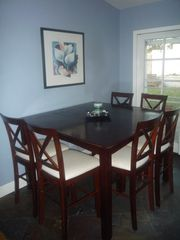 Mission Valley house photo - Large dining room table seats up to 8