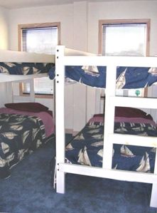 Ground floor Bunk room