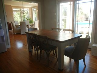 Water Mill house photo - Eat in kitchen table