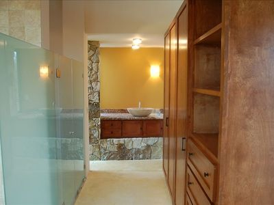 Luxurious Bath with Jacuzzi Tub in Master Bedroom (separate from Main House)