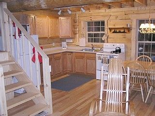 Fully Stocked Kitchen - DeSoto cabin vacation rental photo