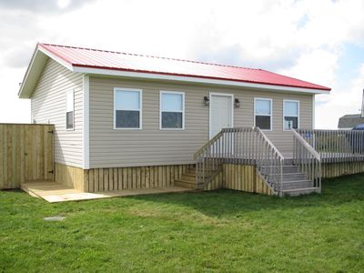 Prince Edward Island bungalow rental - The SeaView Sands Beach Cabin