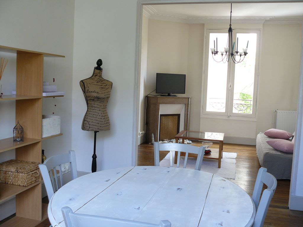 Holiday apartment, 47 square meters , Joinville, Île-de-France