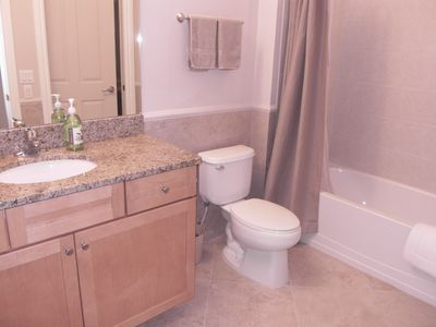 2nd B/R Full Ensuite bathroom