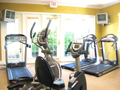 Solana Resort GYM Room