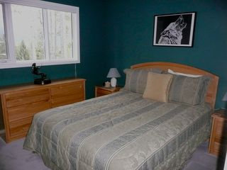 Canmore house photo - Bedroom #2