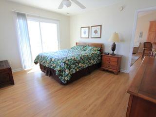 Surf City house photo - Top Floor Queen Bedroom
