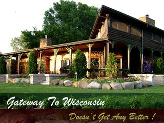 Montello estate photo - Front House Wisconsin Vacation Rentals