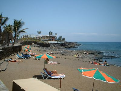 Costa Teguise apartment rental - Bastian Beach
