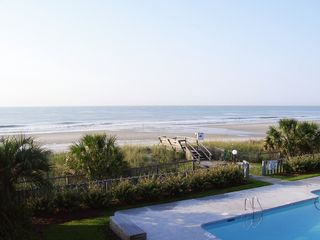 Surfside Beach condo photo - Beautiful Morning View