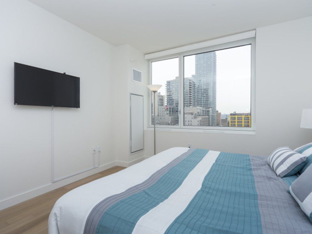 Moderne et meuble 1 chambre new york appartement new for Location meuble new york