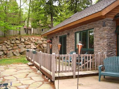 Old Forge villa rental