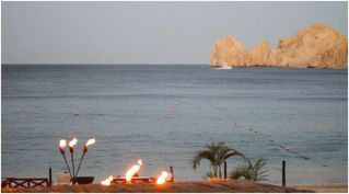 Cabo San Lucas condo photo - Sunset on Medano Beach