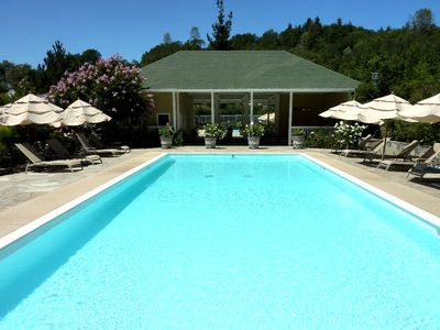 Napa Valley Guest House 20 Acre Estate Pool Vrbo