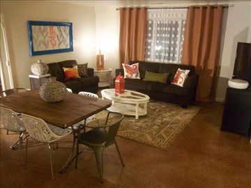 Pismo Beach house rental - Spacious Living Area.