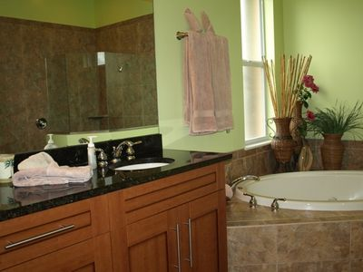 Romantic Master Bath