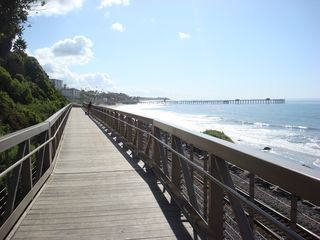 Dana Point condo photo - San Clemente Beach Path and San Clemente Pier