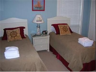 Sea Pines townhome rental