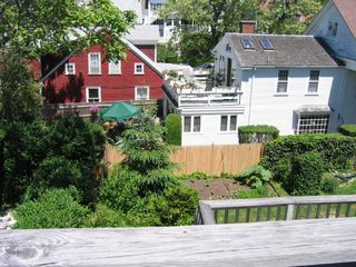 Provincetown condo photo - East View from Deck