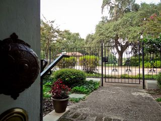 Savannah apartment photo - Looking out your door at Forsyth Park