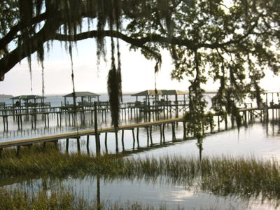nearby intercoastal waterway