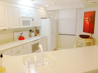 Hutchinson Island condo photo - Fully equipped kitchen with everything you need