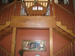 Galena house photo - Grand Staircase