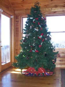 Come spend the holidays at Carters Lake Lodge!