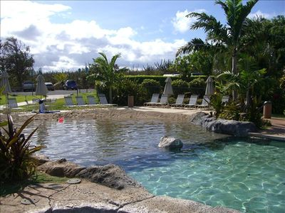 Kiahuna Swim & Tennis Club -- Sand Bottom Children's Area