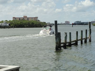Intercoastal Waterway....