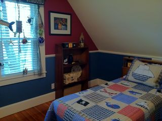 Bar Harbor cottage photo - NAUTICAL TWIN THIRD FL