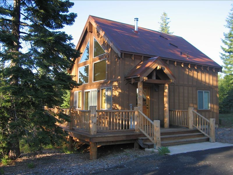 Lake of the woods vacation rental vrbo 97887 2 br for Cabin in the woods oregon