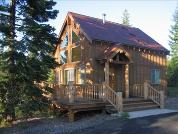 Lake of the Woods cabin rental - Memorable morning light in the mountains...