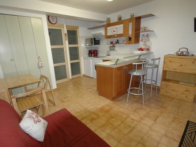 Furnished Apartment 2 rooms comfortable with internet, hydrotherapy rates
